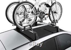 Vélo Support de Porte pour 1 Neuf Effet Aluminium Original Mercedes Benz