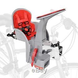 Weeride 98072E Chaise Porte Bébé pour Vélo Taille Unique Harnais pour 5 points