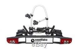 Westfalia 350030900014 BC 60 Porte-vélos avec rail supplémentaire pour un 3e