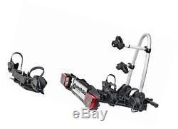 Westfalia 350030900014 BC 60 Porte-vélos avec rail supplémentaire pour un 3e vél