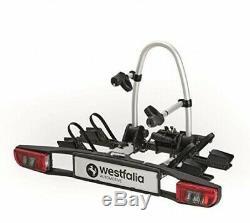 Westfalia BC 60 Porte-Vélos pour Embrayage de Remorque (Modèle 2018) E-Bike