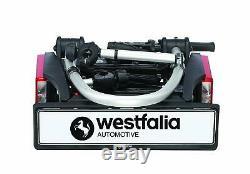 Westfalia Bc 60 (Modèle 2018) Porte-Vélo Pour Attelage De Remorque