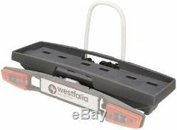 Westfalia Transportplattform pour Porte-Vélos Boîte Arrière avec 54 kg Charge